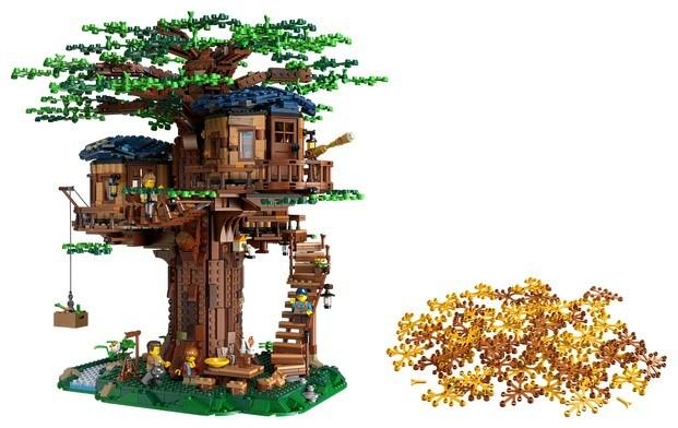 hojas intercambiables copa casa del árbol diariodesign