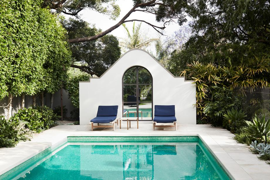 Piscina Peppertree Villa, Australia