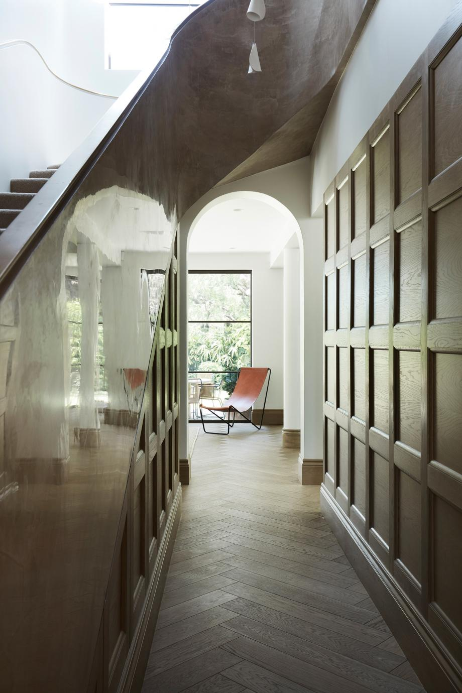 Luigi Rosselli Architects reforma Peppertree Villa.