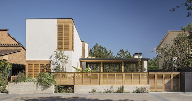 Emplazamiento y entorno casa sostenible en Bordils