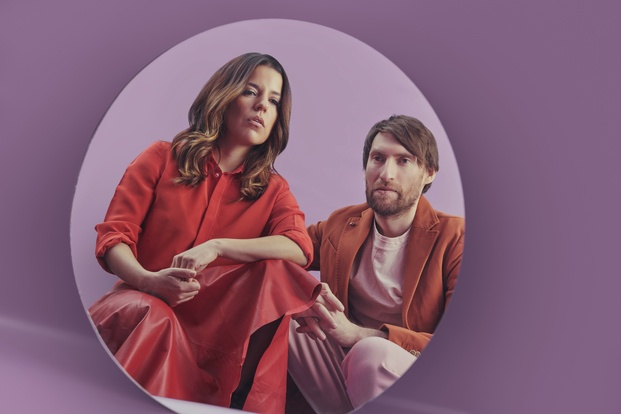 Retrato Ana Milena Hernández Palacios y Christophe Penasse, Masquespacio