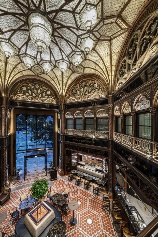 paris court budapest kroki archikon tamas bujnovsky diariodesign cupula