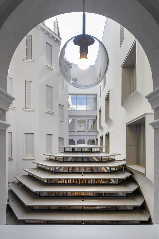 paris court budapest kroki archikon tamas bujnovsky diariodesign estuche cupula
