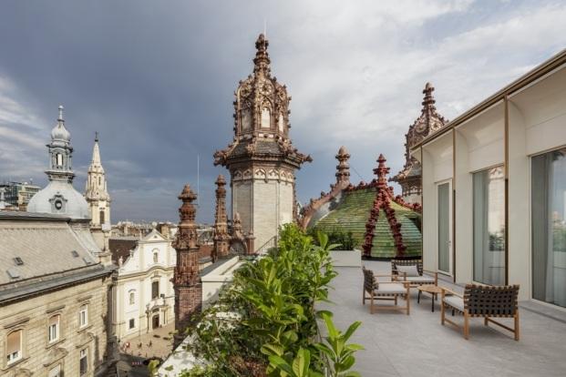 paris court budapest kroki archikon tamas bujnovsky diariodesign terraza