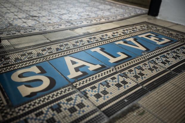 Mosaico suelo