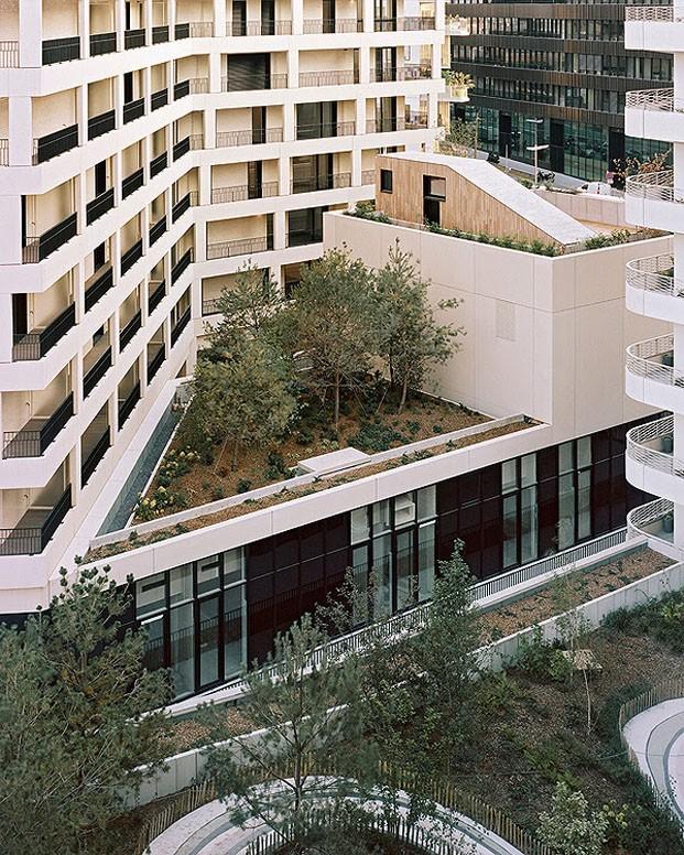 terrazas edificio