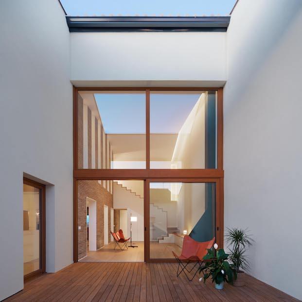Exterior de la vivienda en lleida