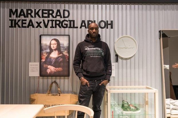 Presentación #MARKERAD IKEA® c/o Virgil Abloh™