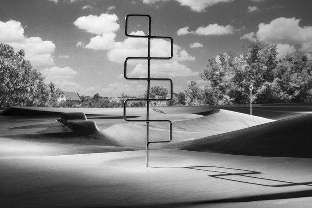 modelo de patio de recreo de isamu noguchi