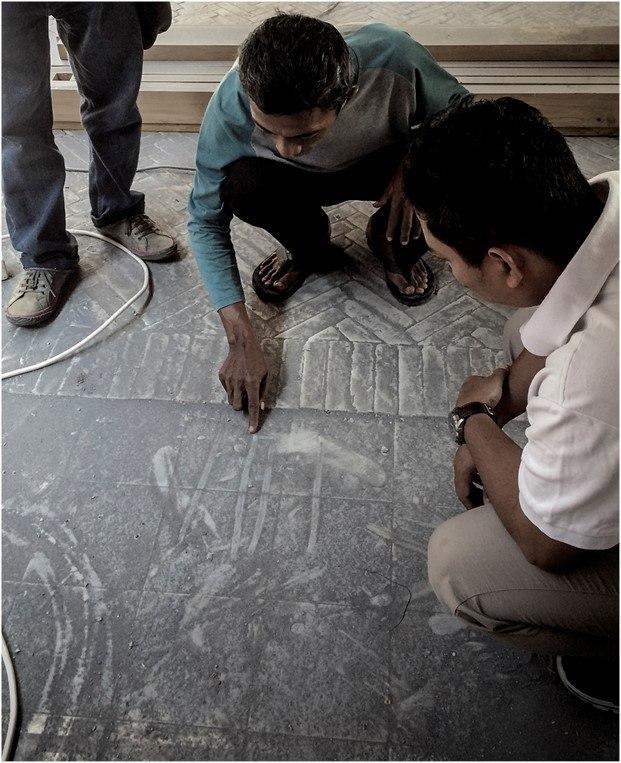 suelo tradicional indonesia