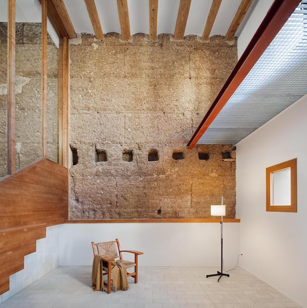 Tapial: material de construcción vivienda en lleida diariodesign