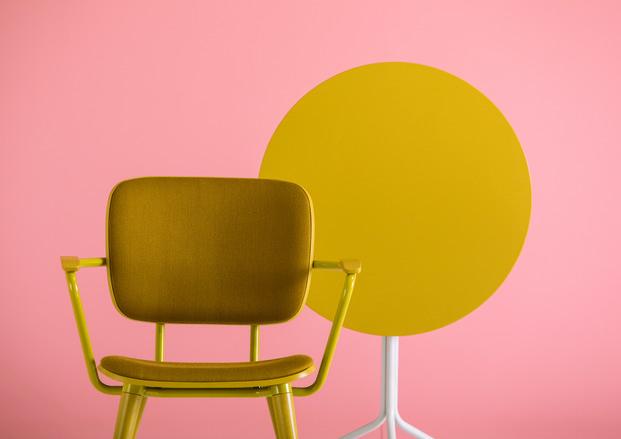 sillas de Lazaro Rosa-Violan para Verges