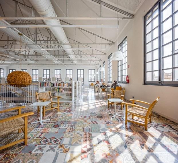 Biblioteca Can Menyer a Vilassar de Dalt
