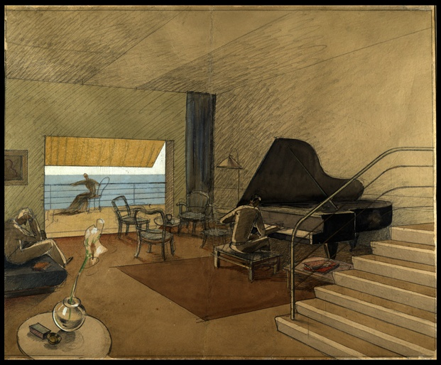 Casa Oro Consenza Rudofsky