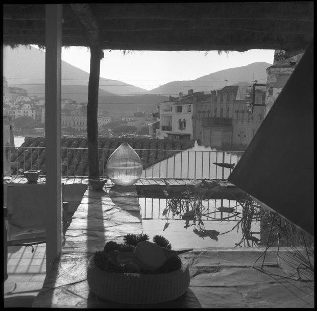 Villa Gloria en la exposición la arquitectura mediterránea en españa e italia