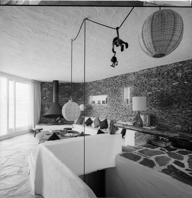 casitas Barba Corsini fotografía Catalá Roca