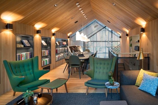 Biblioteca Coperaco Café en Nueva Jersey