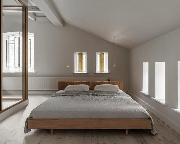 Frama Studio transforma The Stable House, villa del siglo XIX en Copenhagen, en una residencia contemporánea