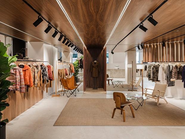 MESURA diseña la nueva flagship de Javier Simorra en Paseo de Gracia