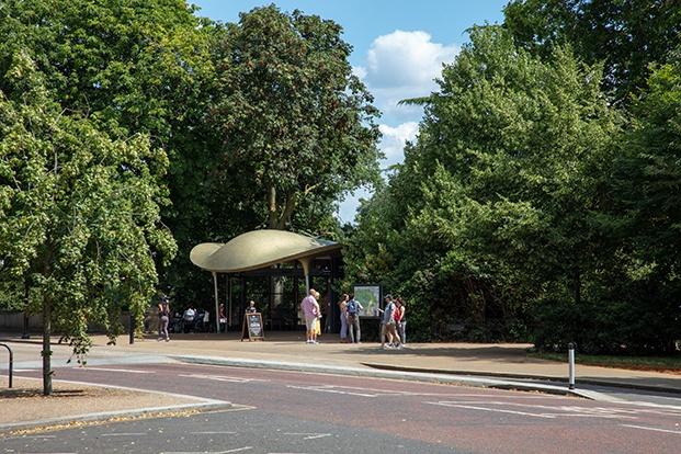 entrada Hyde Park