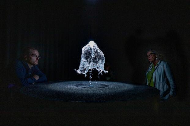 Olafur Eliasson. Exposición In Real Life. Tate Modern, 2019