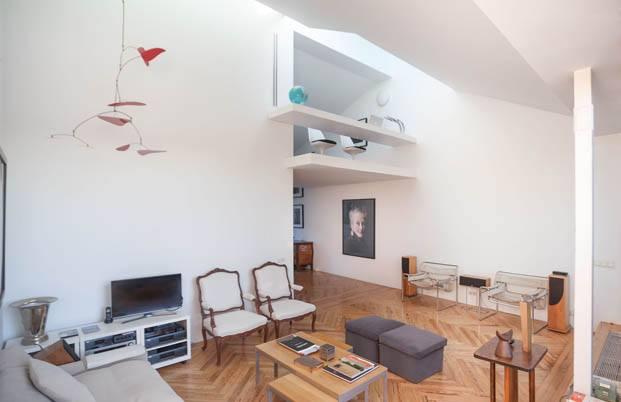 arquitectura de madrid casa particular