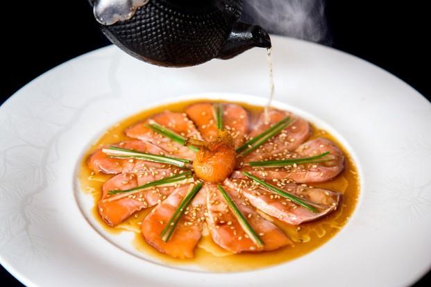 Nobu Barcelona. Restaurante japonés