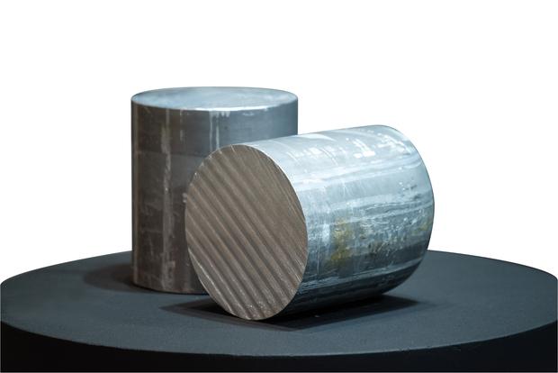 Aluminio Hydro CIRCAL Technal procedente de ventanas post-consumo