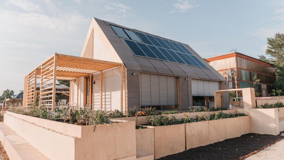 barraca solar decathlon leroy merlin