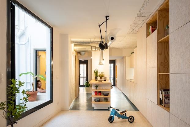 ventana vivienda flexible homeping