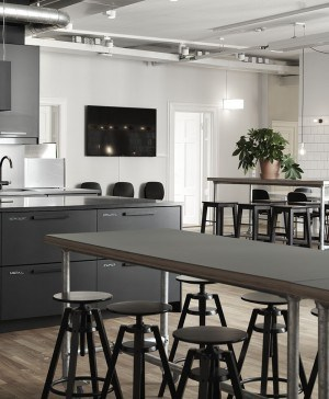 cocina ikea creative hub