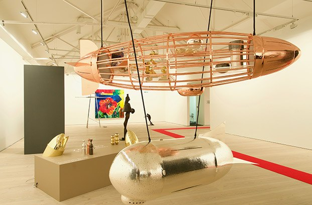 exposición I-Made en Saatchi Gallery