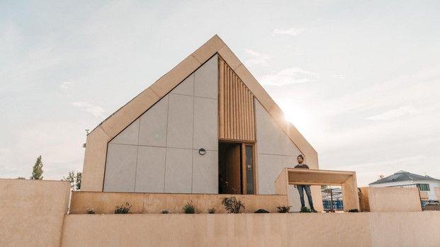 Eco barraca sostenible en Valencia equipo Azalea