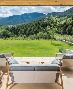 FF hoy Dom Arquitectura casa en el Pirineo