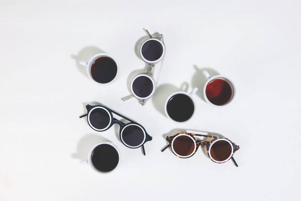gafas de sol aro plasticdelux mermelada estudio