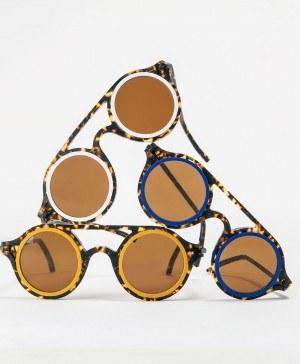 gafas de sol de diseño colección Aro de Mermelada Estudio para Plasticdelux