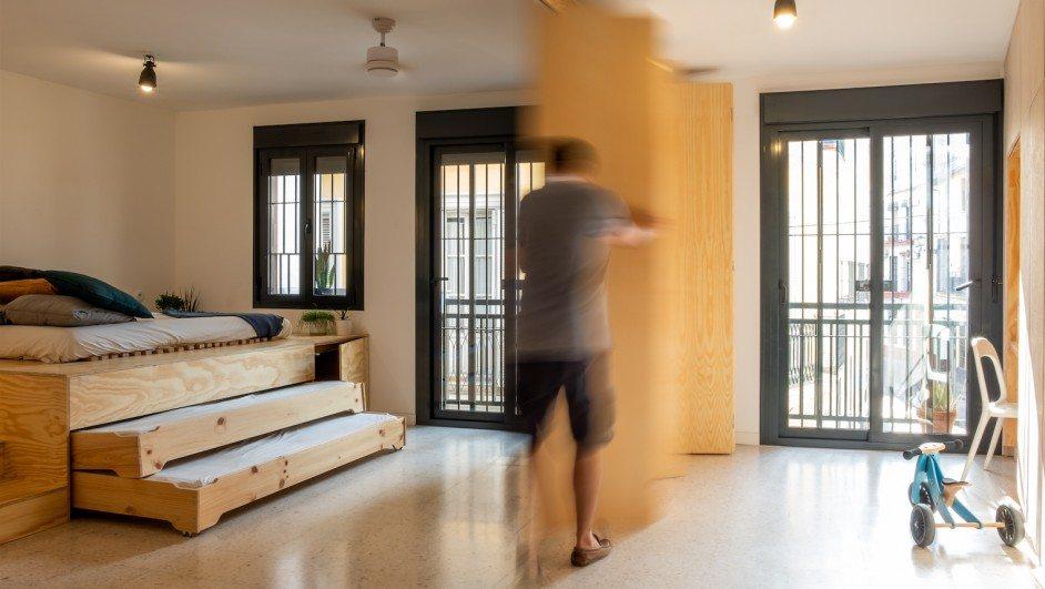 vivienda flexible homeping