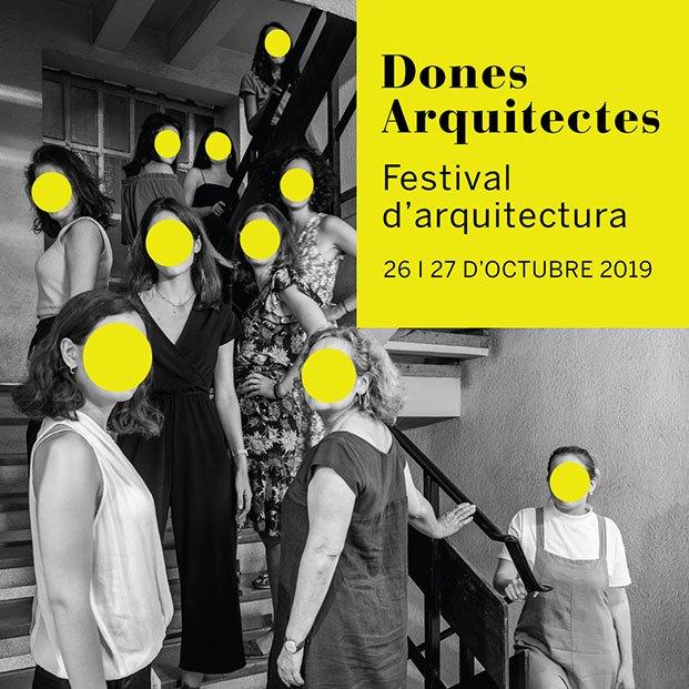 mujeres arquitectas festival de arquitectura open house bcn 2019