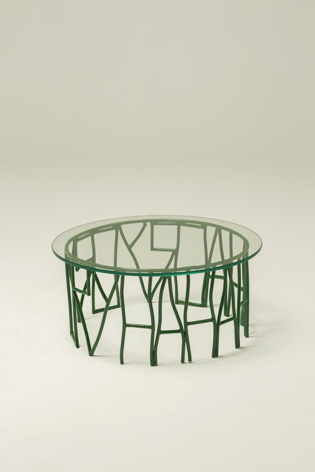 Muebles verdes. Design for Posidonia. Here We Are Collective.
