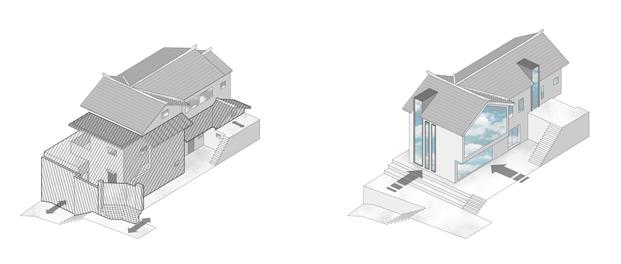 planos casa colonial en seúl
