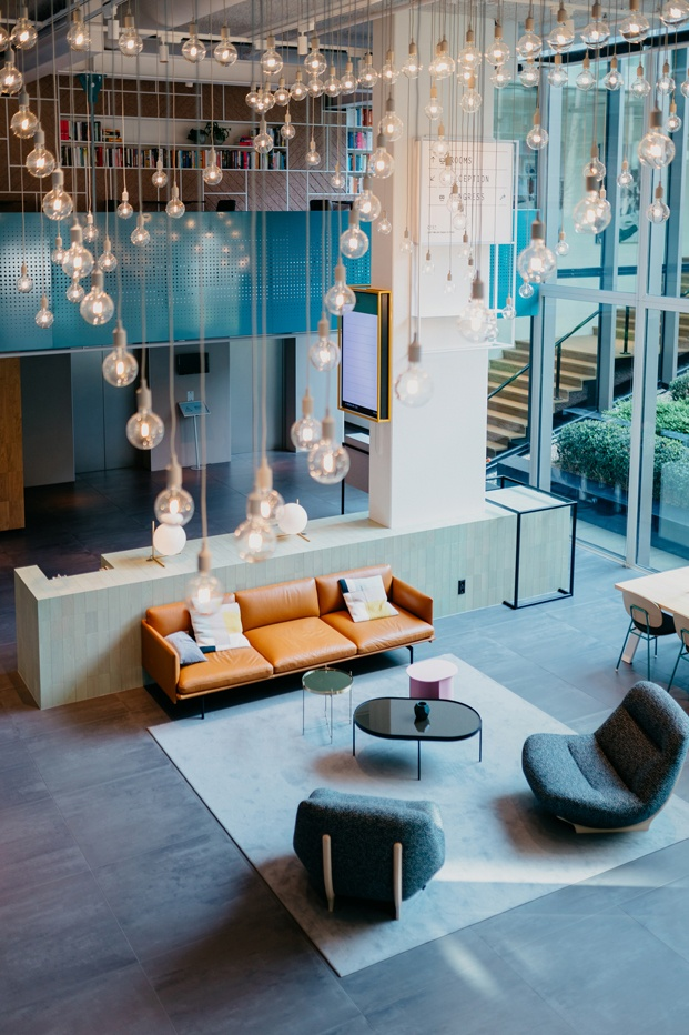 Hotel Casa Amsterdam. Reforma Ninetynine.