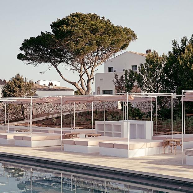 piscina agroturismo menorca experimental