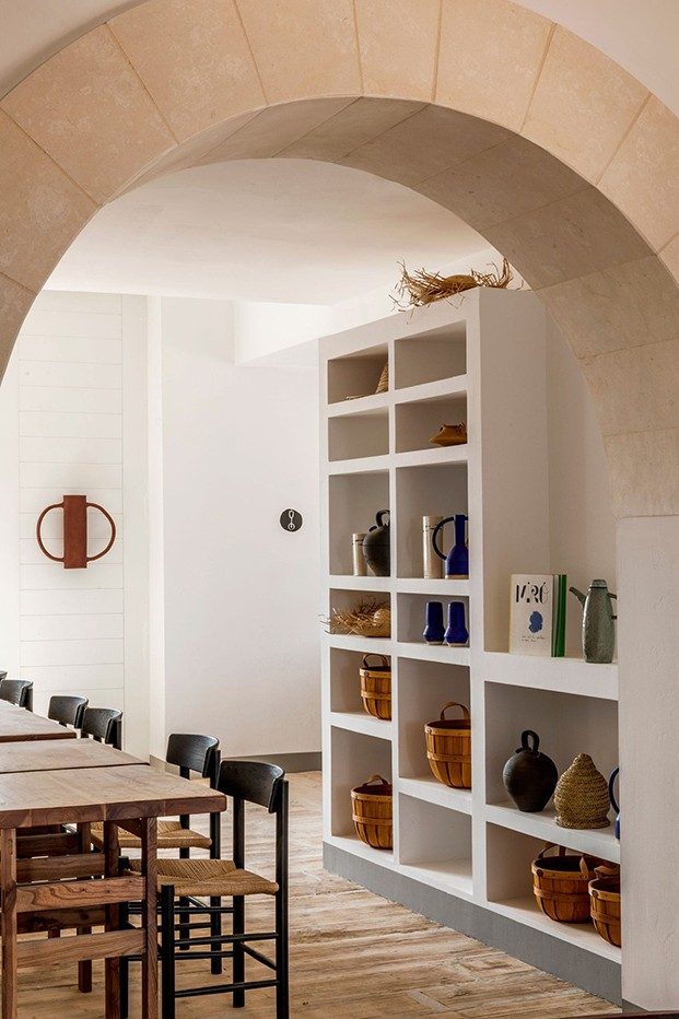 Menorca Experimental es un agroturismo paradisíaco diseñado por Dorothée Meilichzon.