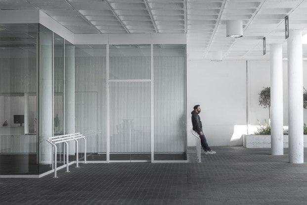 premio cerámica interiorismo estación de autobuses villanueva de la serena