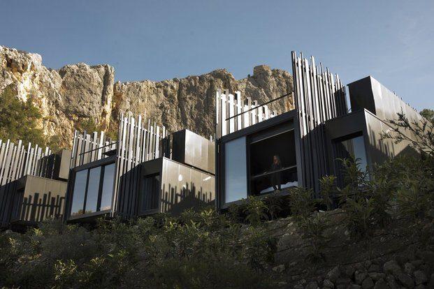 Cabañas de lujo Vivood landscape Hotel en Alicante