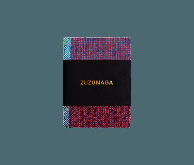 Zero Waste. Libretas Zuzunaga. telas recicladas. Integrate
