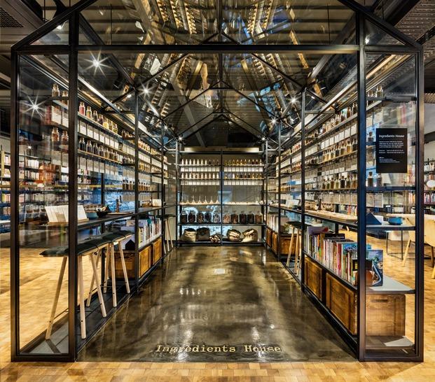 Biblioteca para foodies
