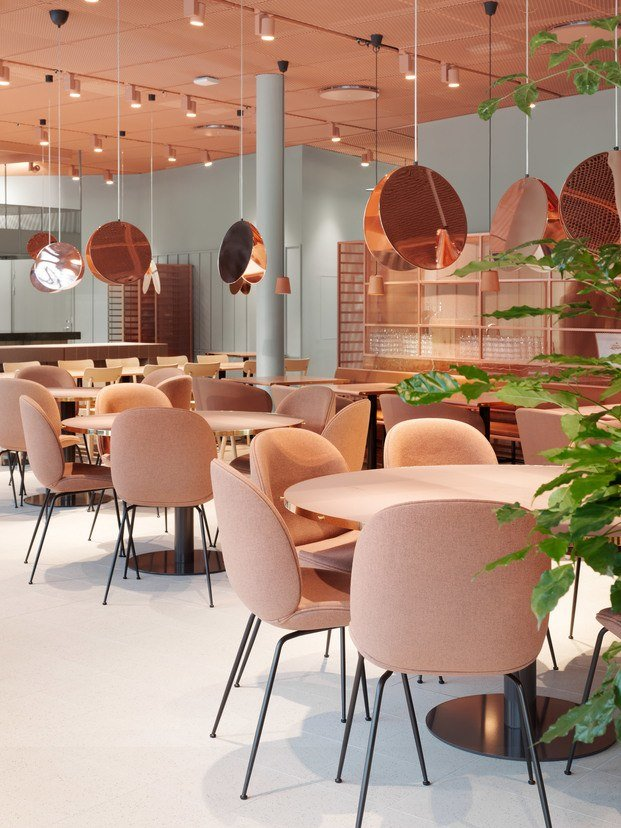 Grow Hotel, por Note Design Studio