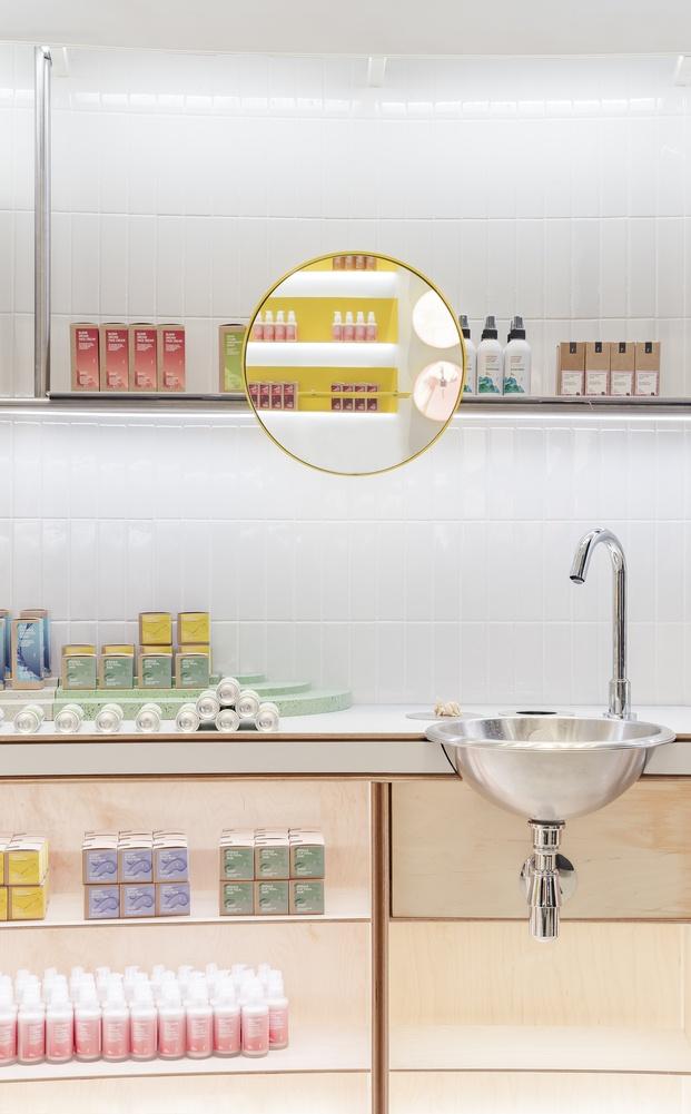 Freshly Store diseñada por CuldeSac