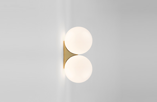 Michael Anastassiades lámpara Double Sconce